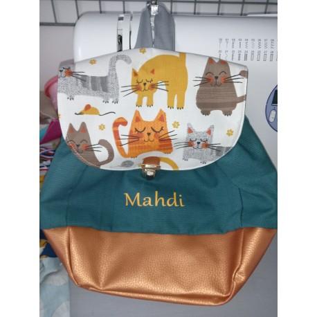 Sac à dos Mahdi